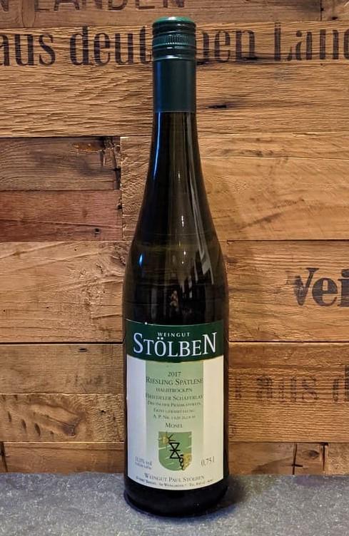 Weingut-Stölben-Briedel-Riesling-Spätlese-halbtrocken