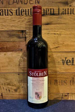 Weingut-Stölben-Briedel-Dornfelder-Rotwein-lieblich