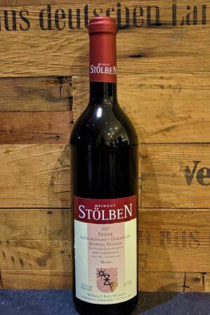 Weingut-Stölben-Briedel-Finesse-Rotwein-trocken